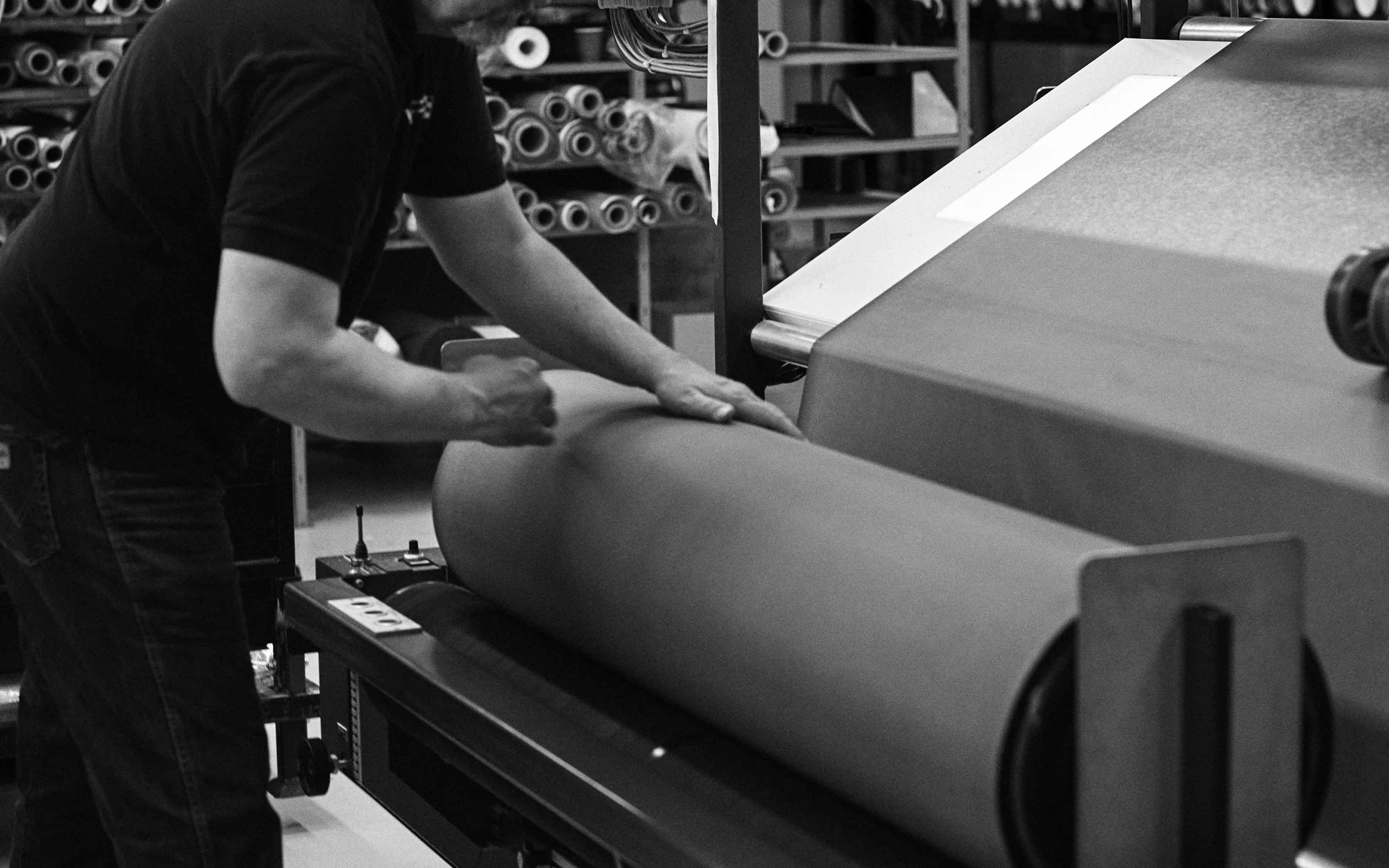 Dutch Walltextile Company: Fabric Selection