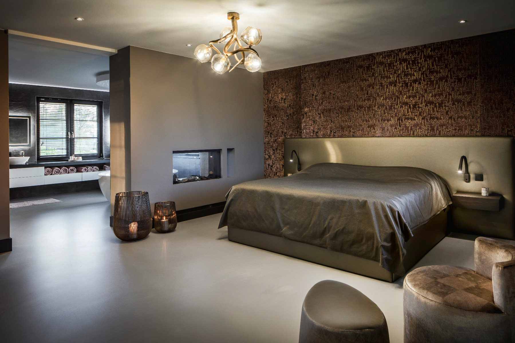 Residence, Rotterdam, The Netherlands, caribou