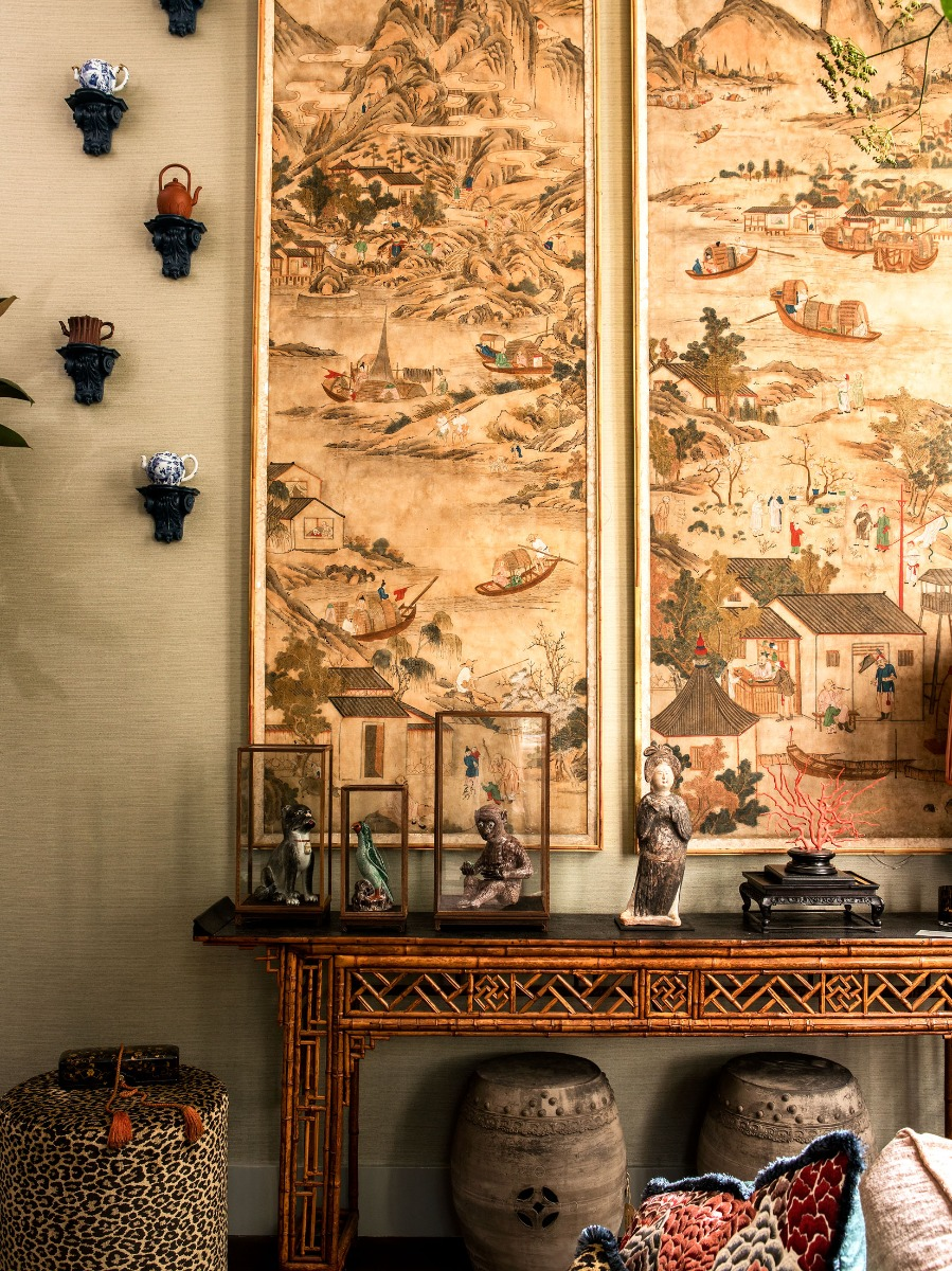 Oriental art Gallery, Den Bosch, The Netherlands