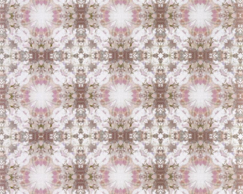 Bloom Inks Kaleidoscope pattern 1