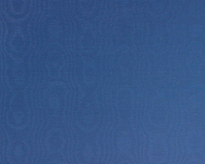 Moiré 54 marine blauw